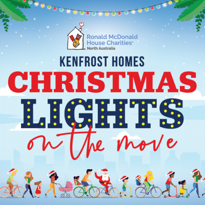 Kenfrost Homes Christmas Lights                                                      On The Move