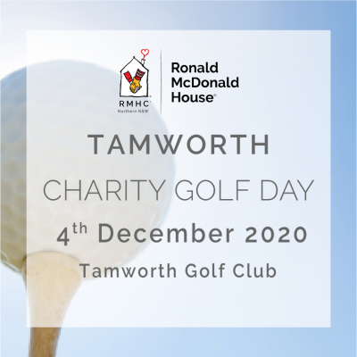 Ronald McDonald House Tamworth Charity Golf Day