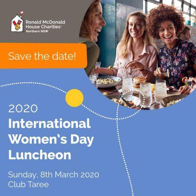 International Women\'s Day Luncheon at Club Taree
