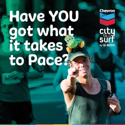 2019 Chevron City to Surf for Activ
