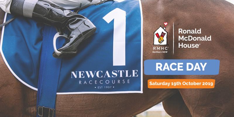 Ronald McDonald House Newcastle Race Day