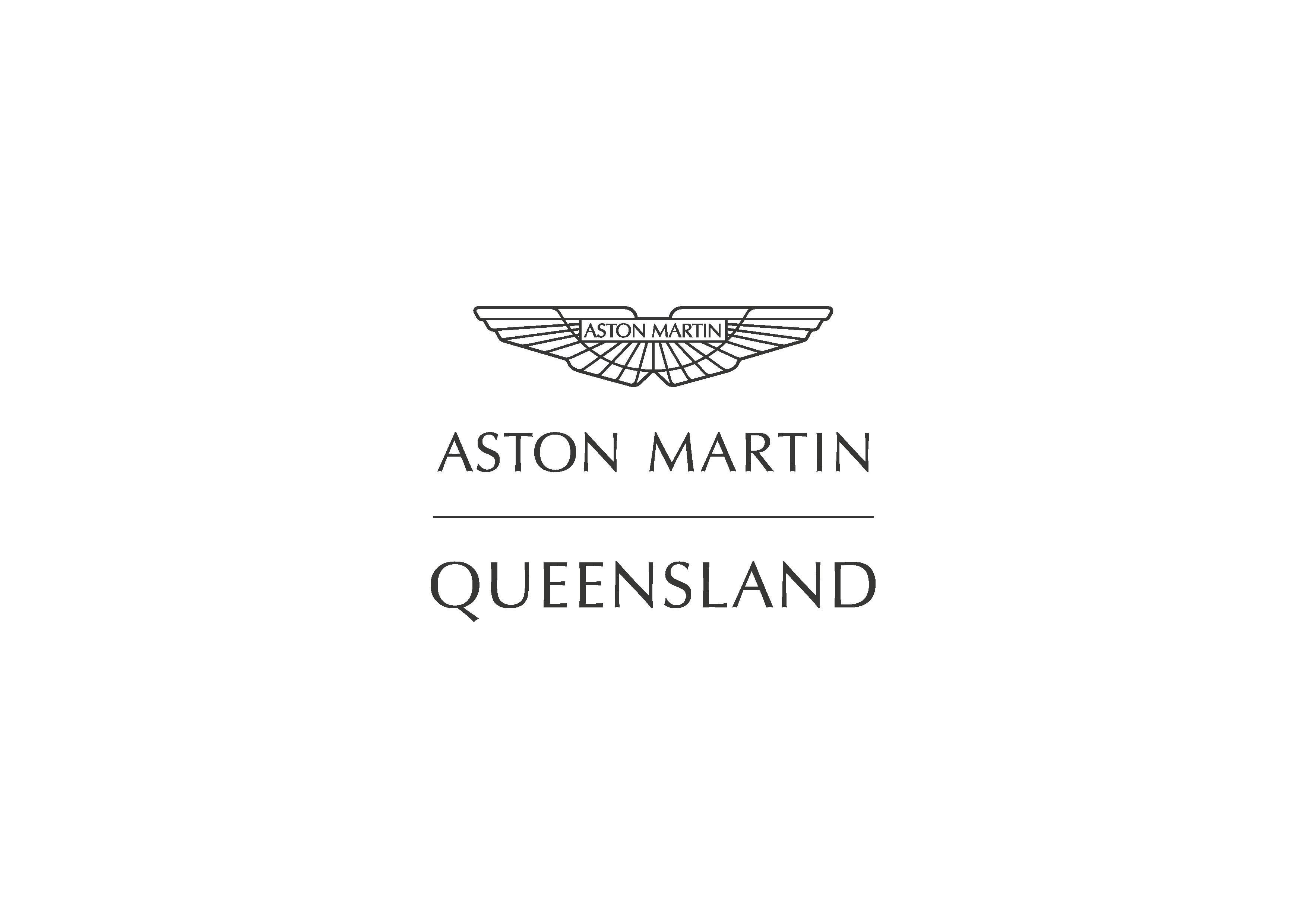 Aston Martin QLD Logo