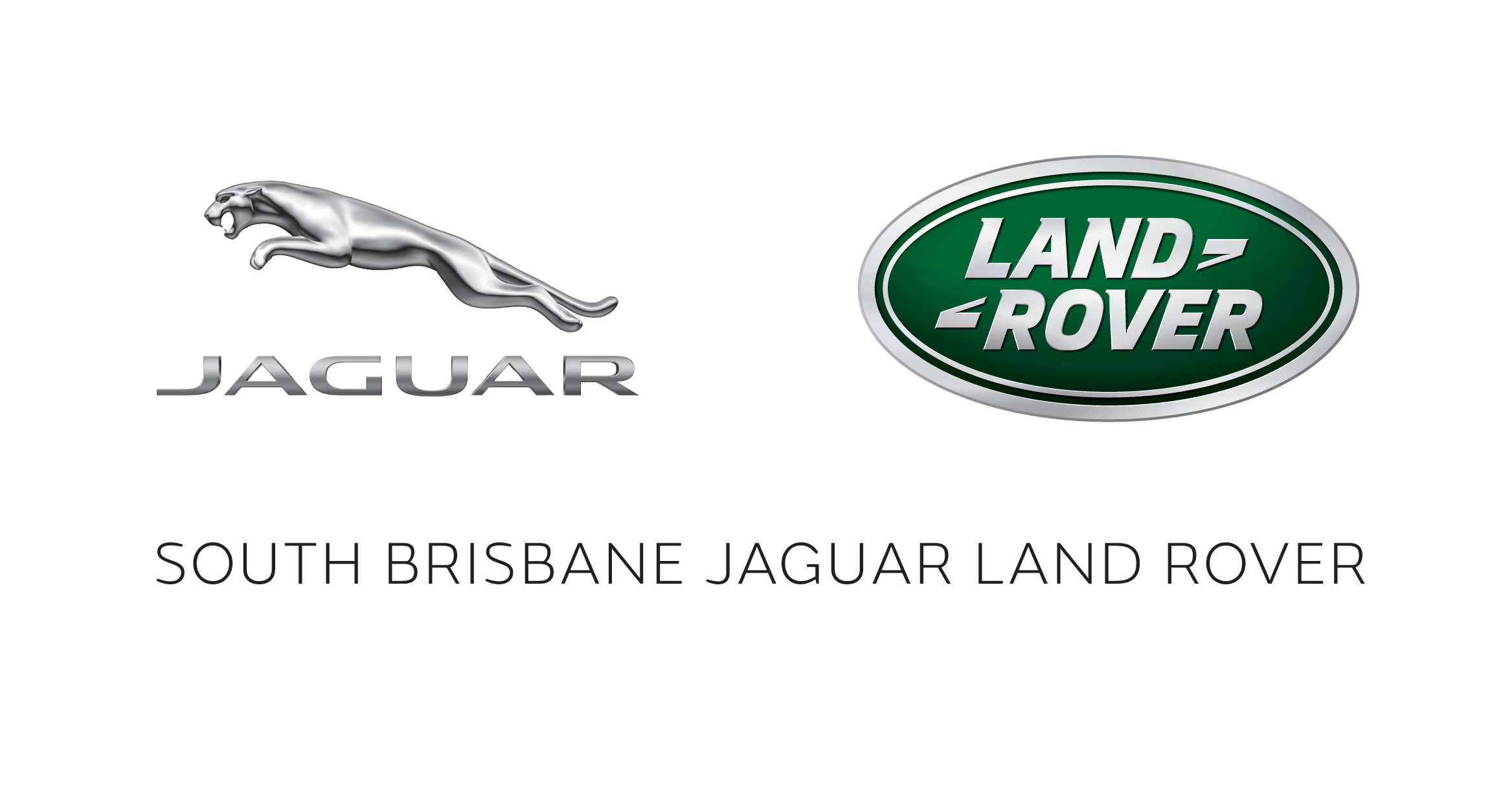 South Brisbane Jaguar Land Rover Logo