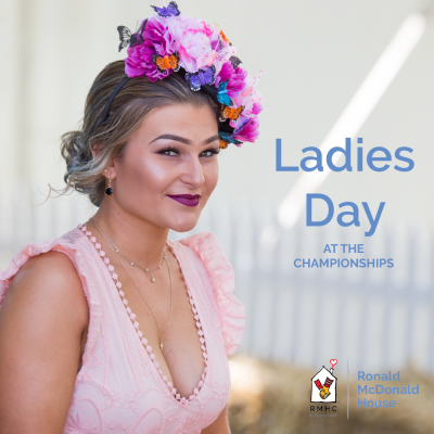 Ladies day at the Championships