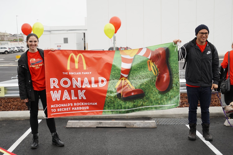 RMHC WA - Ronald Walk