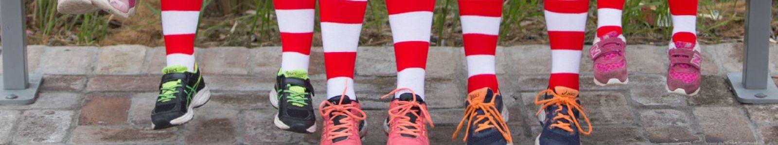 Show your Stripes - Little Athletics