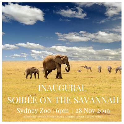 Soirée on the Savannah
