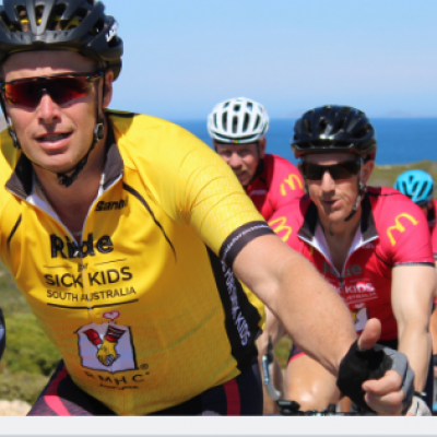 Ride for Sick Kids SA Jersey Presentation Dinner